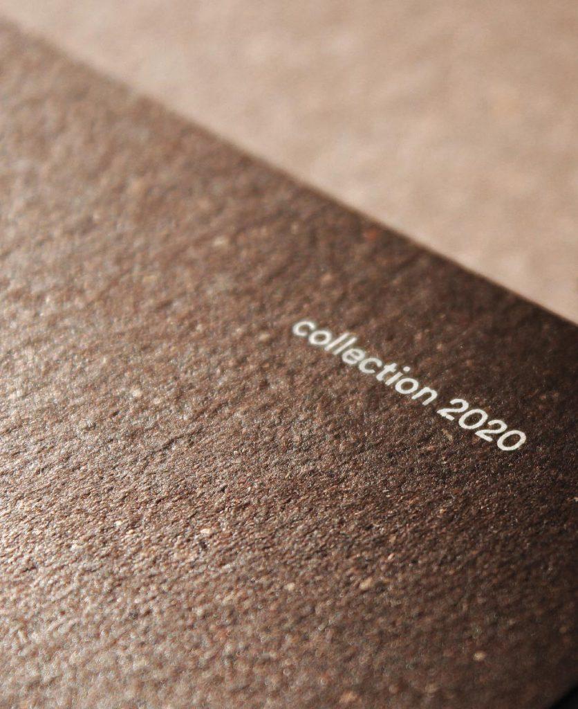 foto di dettaglio della copertina del catalogo places 2020